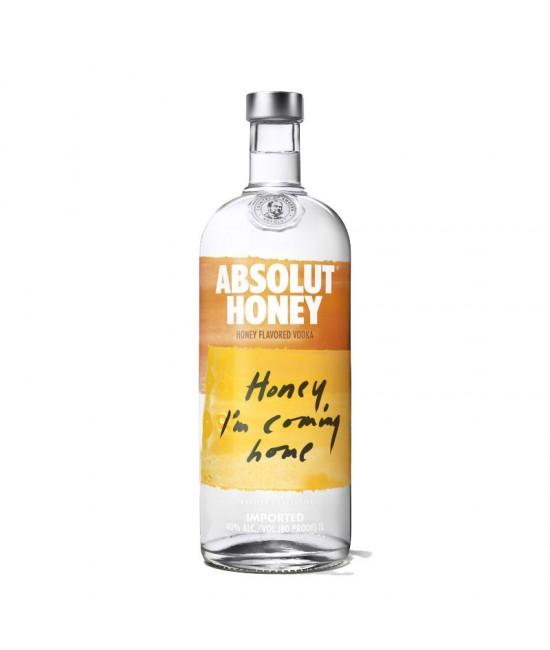 Absolut Honey 100 cl