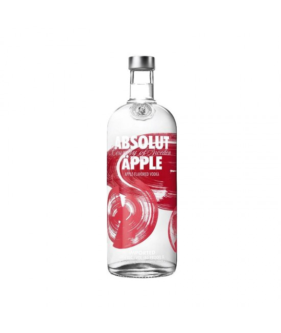Absolut Apple 100 cl