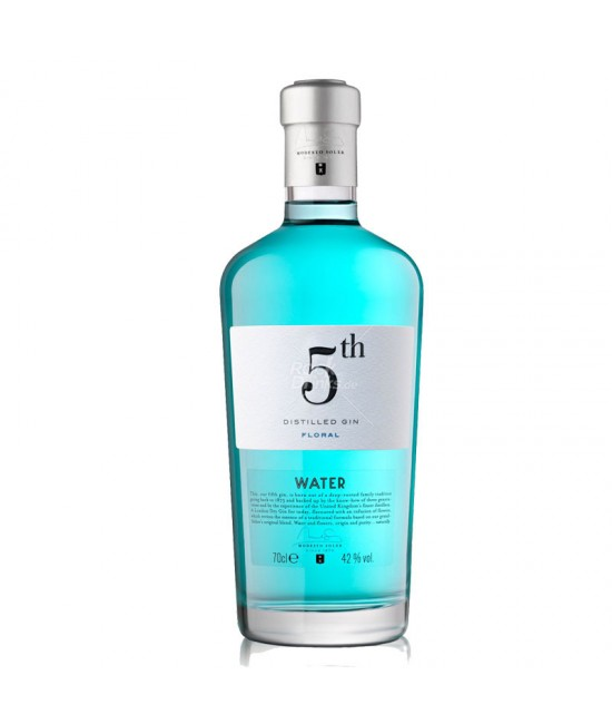 5 TH Water 70 cl