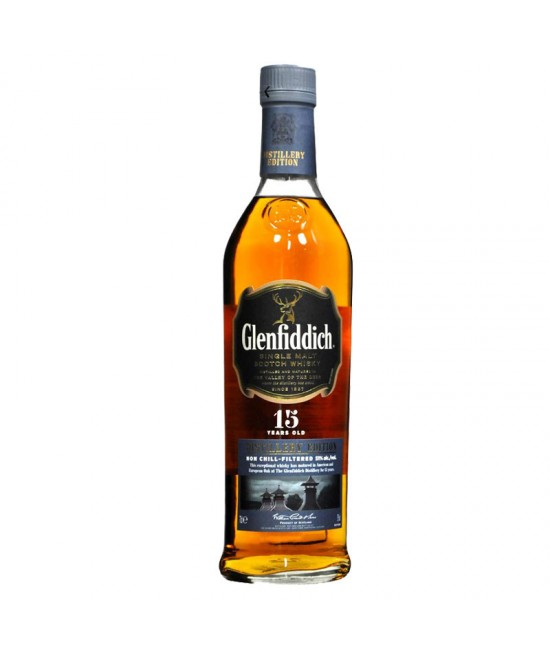 Glenfidich 15 Yo Distillery Edition 100 cl
