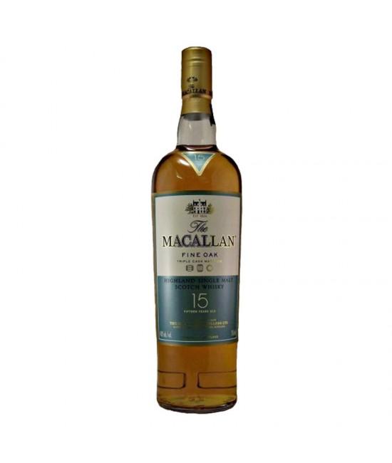 The Macallan 15 Years Fine Oak 70 cl