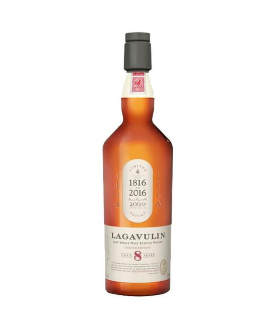 Lagavulin 8 Años 200Th Anniversary Edition 70 cl