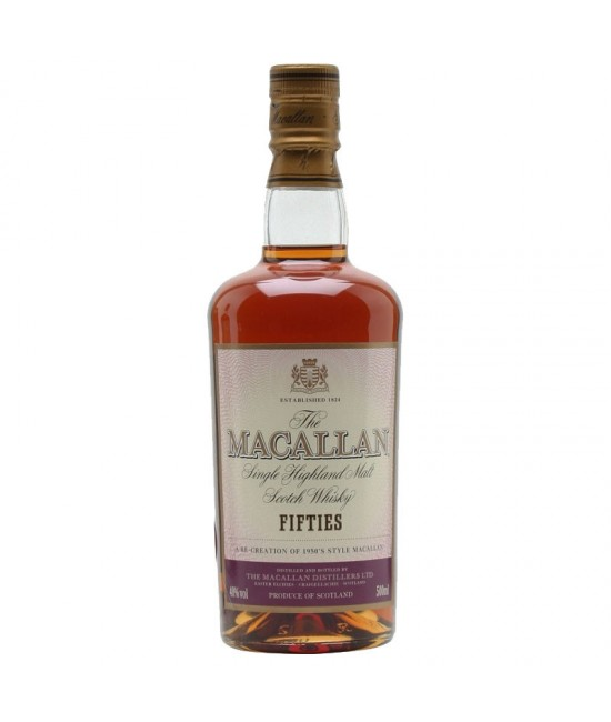 Macallan Fifties Travel Series 50 cl