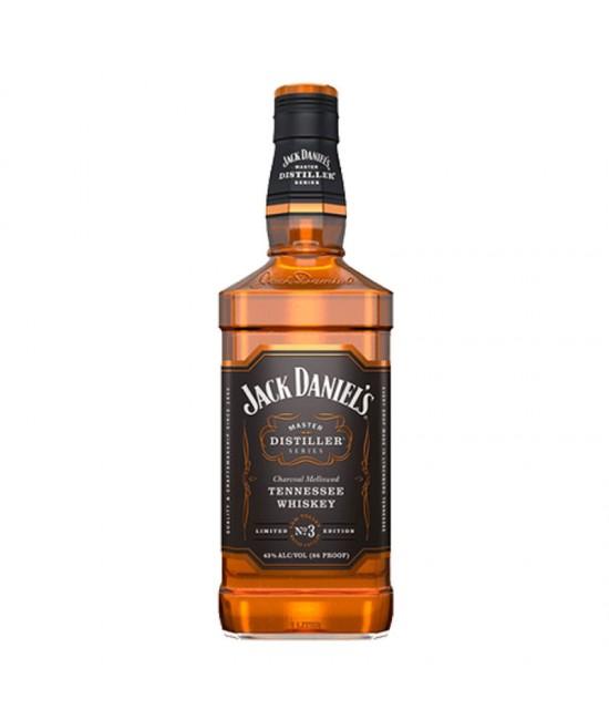 Jack Daniels Master Destillery Nº3 100 cl