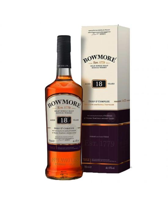 Bowmore 18 Años Deep & Complex 70 cl