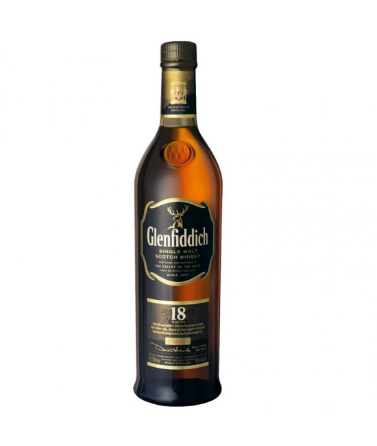Glenfiddich 18 Years old 70 cl