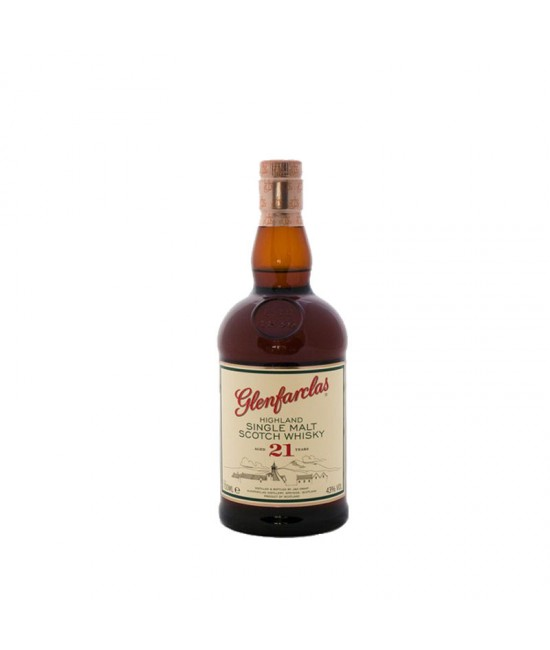 Glenfarclas 21 Years old 70 cl