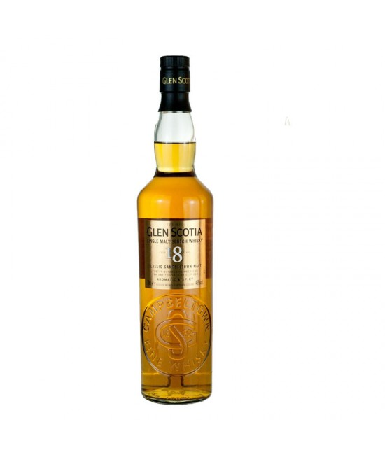 Glen Scotia 18 Years old 70 cl