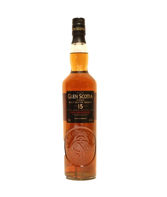 Glen Scotia 15 Years old 70 cl