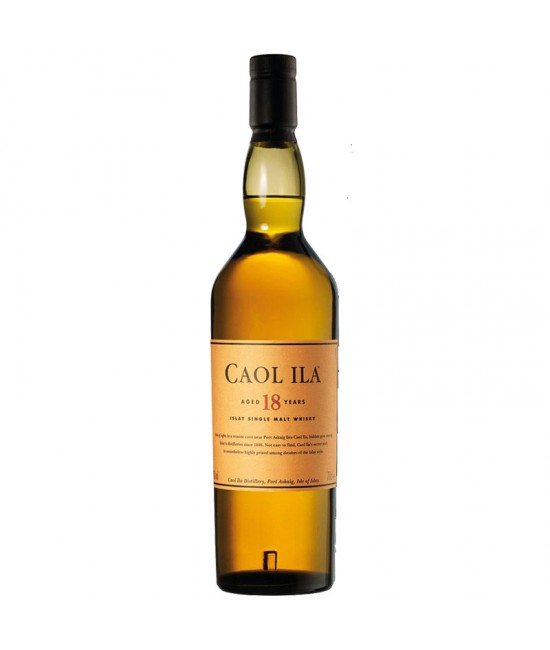 Caol Ila 18 Years old 70 cl