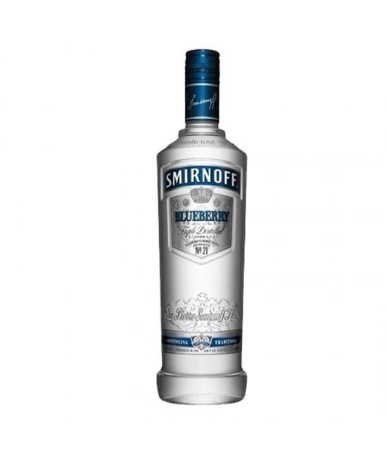 Smirnoff Blueberry Twist 1L