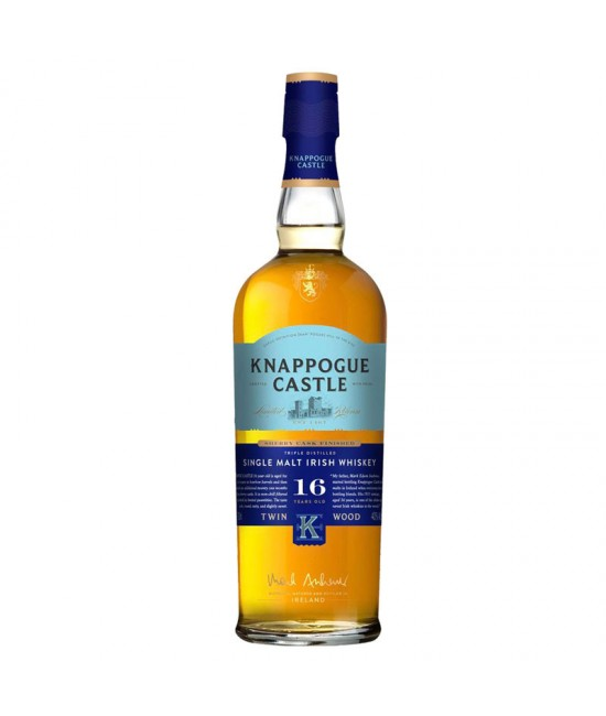 Knappogue Castle Sherry Finish 16 Years old 70 cl