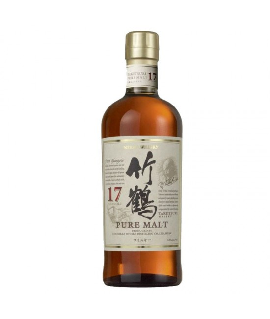 Nikka Taketsuru 17 Years old 70 cl
